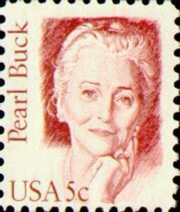 Fun Facts Friday: Pearl S.Buck