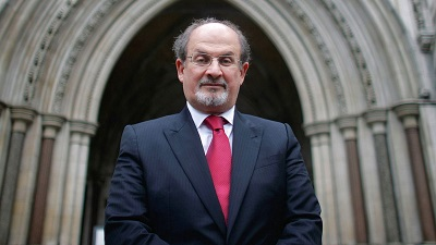 Fun Facts Friday: Salman Rushdie