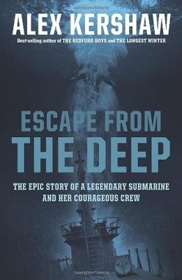 Book Review Escape from the Deep by Alex Kershaw