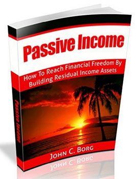 Book Review: Passive Income by John C.Borg