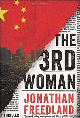 Book Review The 3rd Woman by Jonathan Freedland