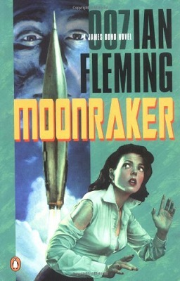 Book Review: Moonraker by Ian Fleming